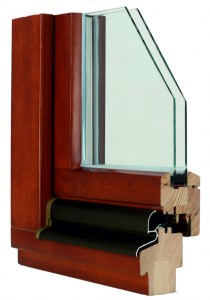 Kamphoog IV 68 Standardfenster