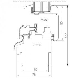IV 78 Technische Zeichnung